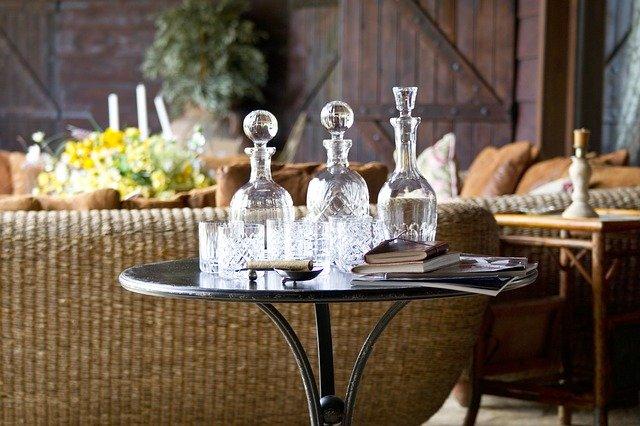 stolik kawowy industrialny